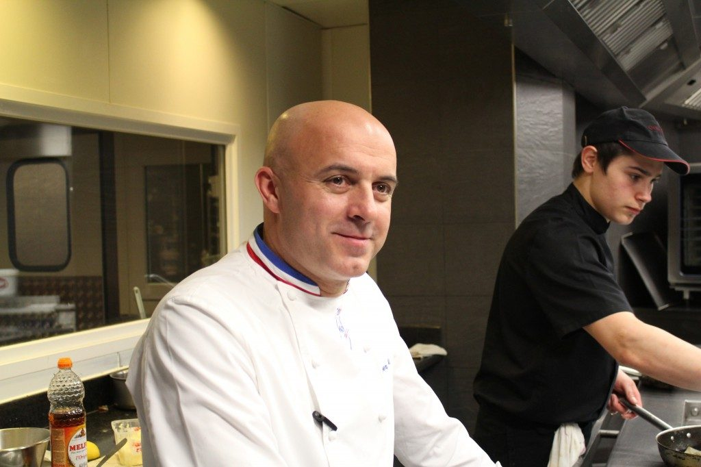 lifestyle gourmand healthy Olivier Nasti meilleur ouvrier de France Chambard Kaysersberg livre