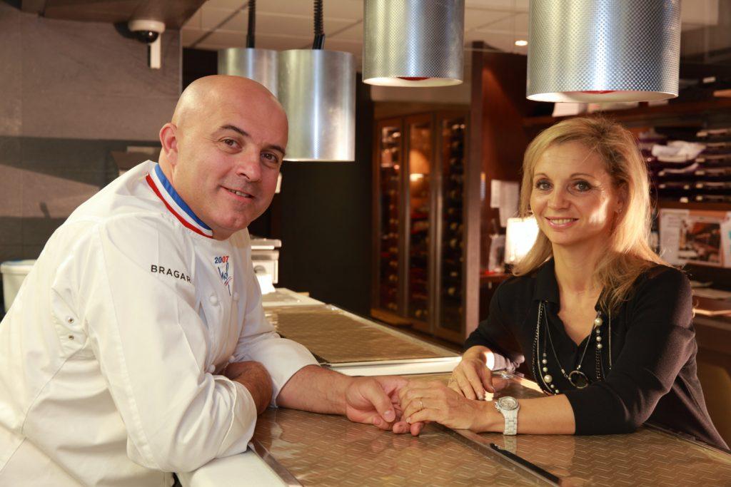 Tasty Life magazine lifestyle équilibré la table d'Olivier Nasti meilleur ouvrier de France Chambard Kaysersberg épouse Patricia