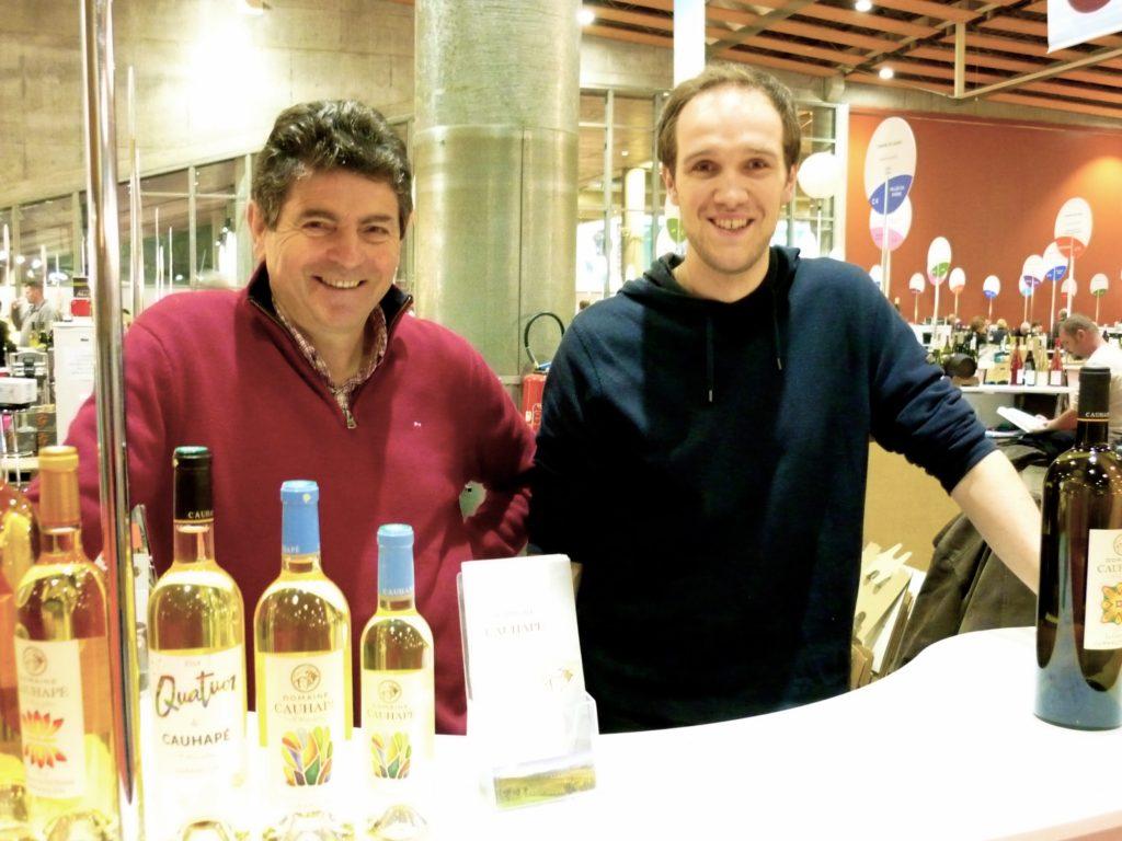lifestyle équilibré Tasty Life Magazine vin boissons fêtes jurançon sud ouest vigneron cauhapé