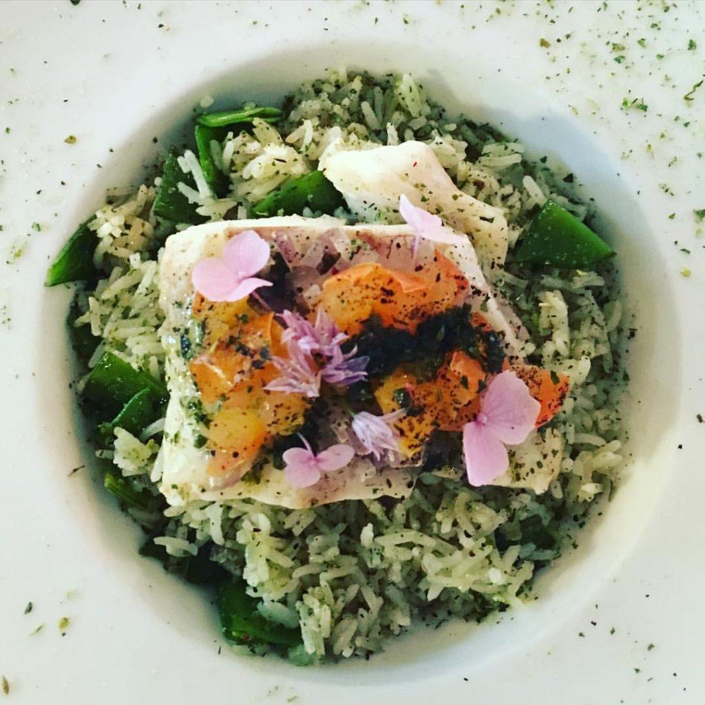 lifestyle gourmand healthy virginie rdv restaurant portrait chef