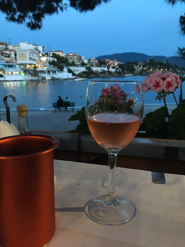 lifestyle gourmand healthy grèce voyage partir