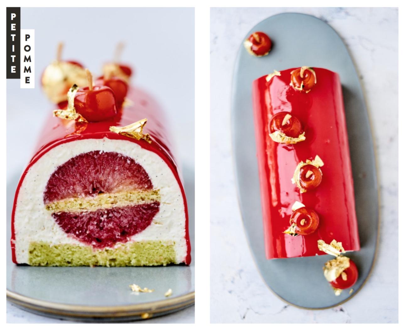 Tasty Life Magazine lifestyle équilibré Christophe Felder Camille Lesecq pâtisserie livres bûche Petite Pomme