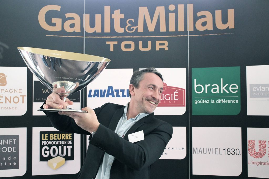 Tasty Life Magazine lifestyle équilibré renouveau du Lille gourmand Eric Delerue Le Cerisier