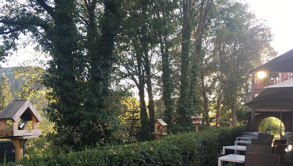 voyage Alsace tasty life magazine lifestyle gourmand la cheneaudiere le jardin