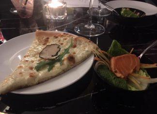 Au Monak à Paris, de la truffe, du saumon... que du bon ! Crédit photo : Tasty Life Magazine.