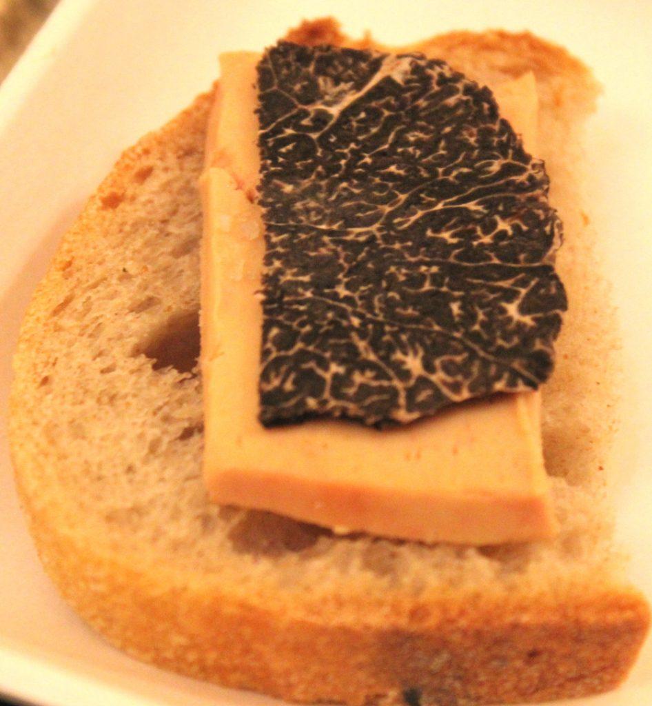 truffe foie gras tasty life magazine lifestyle equilibre