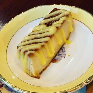 Un petit dessert tout fondant. Si si. Crédit photo : Tasty Life Magazine.